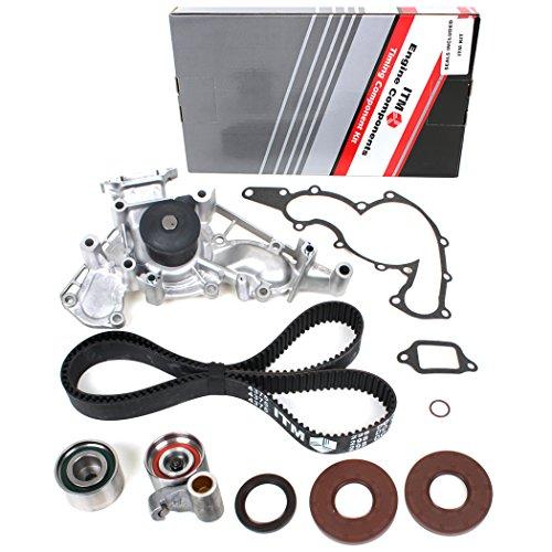 New ITM298WP-1 (211 Teeth) Timing Belt Kit, Oil Seals, & Water Pump Set -