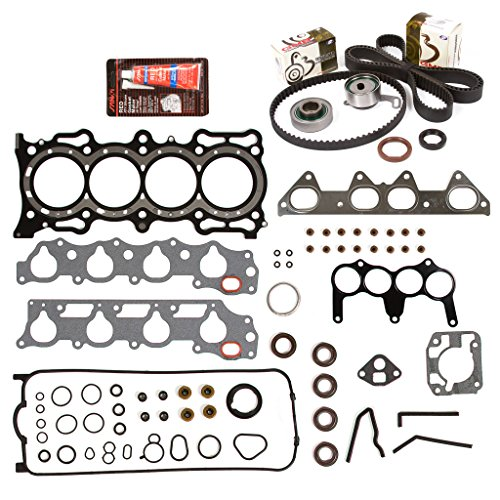 Evergreen HSTBK4013 Head Gasket Set Timing Belt Kit Fits 94-97 Honda Acura Accord CL 2.2L SOHC F22B1