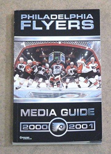 PHILADELPHIA FLYERS PHANTOMS NHL HOCKEY MEDIA GUIDE 2000 2001 EX SHAPE