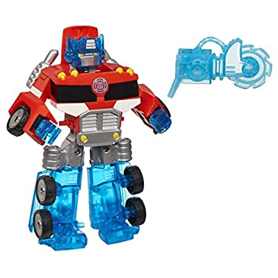 Optimus Prime transformer figure