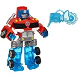 Playskool Heroes Transformers Rescue Bots Energize Optimus Prime Action Figure, Ages 3-7 (Amazon Exclusive)