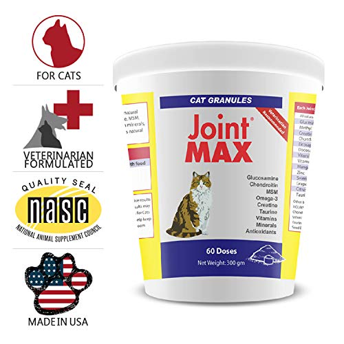 Pet Health Solutions Joint MAX CAT Granules (300 gm, 60 Doses)