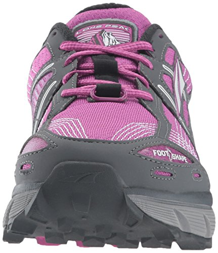 Laufsport Schuhe and Shoes 5 Running Peak 2018 3 pink Women Altra Gray Lone Trail q7ZZnO