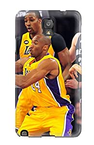 los angeles lakers nba basketball (20) NBA Sports & Colleges colorful Note 3 cases