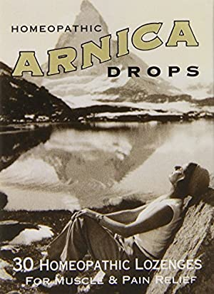 Historical Remedies Homeopathic Arnica Drops Repair and Relief Lozenges, 30 Count by Historical Remedies