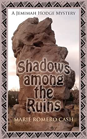 Shadows among the Ruins (A Jemimah Hodge Mystery Book 1)