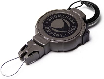 Boomerang Tool Smart Phone Locker Black