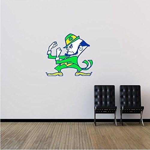 Notre Dame Fighting Irish NCAA USA Logo College Sport Art Wall Decor Sticker 23