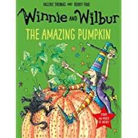 Winnie and Wilbur: The Amazing Pumpkin (Paperback & CD)