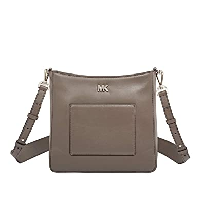 965d36699076 Michael Michael Kors Gloria Swing Pack Leather Satchel  Handbags  Amazon.com