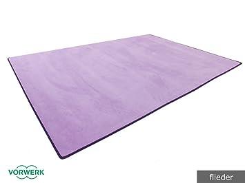 Kinderteppich sterne lila  Vorwerk Bijou flieder der HEVO ® Teppich | Spielteppich nicht nur ...