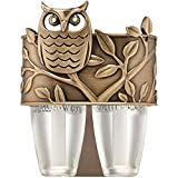 Bath and Body Works OWL Wallflowers Fragrance Duo Nightlight Plug