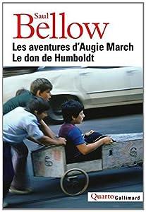vignette de 'Les aventures d'Augie March (Saul Bellow)'