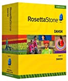 Rosetta Stone Homeschool: Danish 1, Version 2 (includes Headset with Microphone)