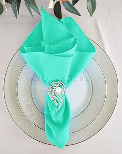 Table Napkin Cloth Wedding Decoration Kitchen Table Dinner Linen For Restaurant