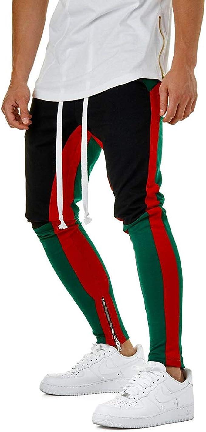 hibote Pantalones para Hombre Jogging Fitness Deportivos ...