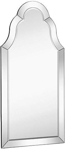 Hamilton Hills Designer Mirror Framed Vanity Mirror