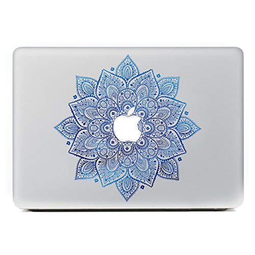 iCasso Leaves Removable Vinyl Decal Sticker Skin for Apple Macbook (Mac Skin)