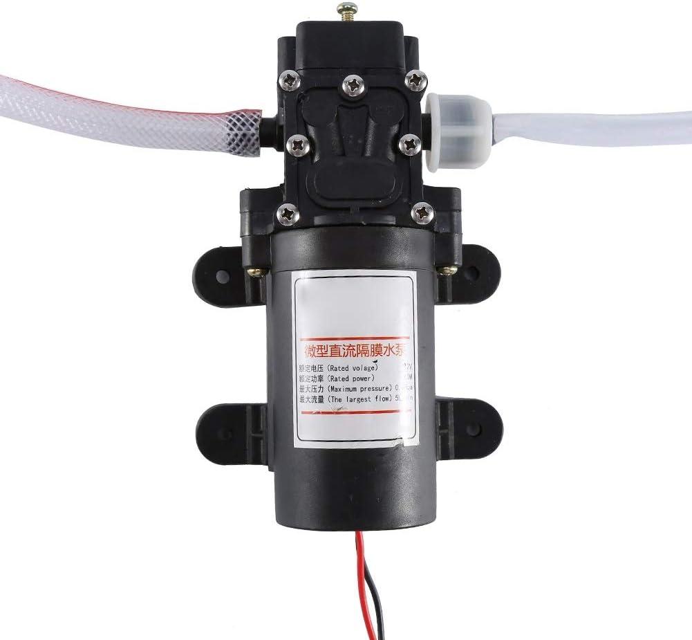 Bomba de extracción de aceite eléctrica - Auto Car Oil Fluid Extractor de líquido Kit de bomba de transferencia de intercambio de limpieza 12V 60w