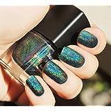 Holographic Holo Glitter Born Pretty Nail Polish Volume 6ml Style Varnish Hologram Code12