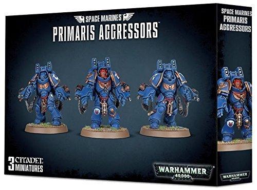 Space Marine Primaris Aggressors