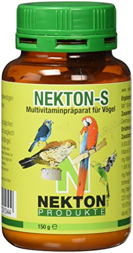 Nekton-S Multi-Vitamin for Birds, 150gm
