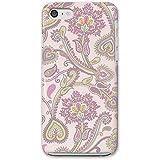 CollaBorn iPhone5 dedicated smartphone case Tree genus Tilia_Pink iPhone5 [correspondence] OS-I5-083