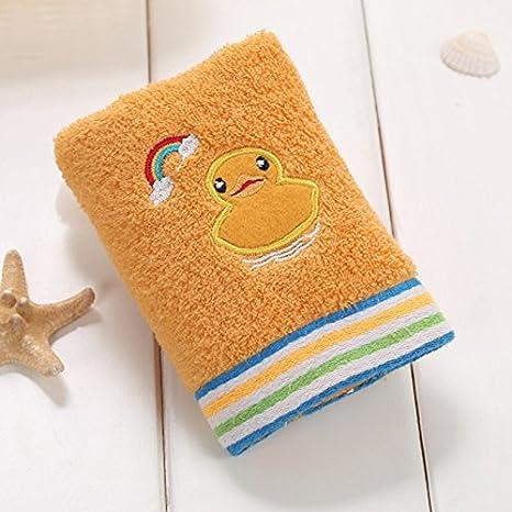 Toallas absorbentes antibacteriales Naturales del bebé de bambú Toallas absorbentes para la Piel Sensible del bebé: Amazon.es: Hogar