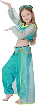 Lámpara de Cuento de Hadas Aladdin Disfraces Princesa Jasmine ...
