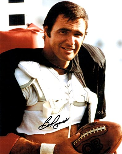 Autographed 8x10 Photo The Longest Yard Holding Ball JSA ()