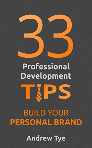 33 Professional Development Tips Personal ebook product image