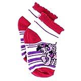 My Little Pony Baby 6 pk No Show Socks