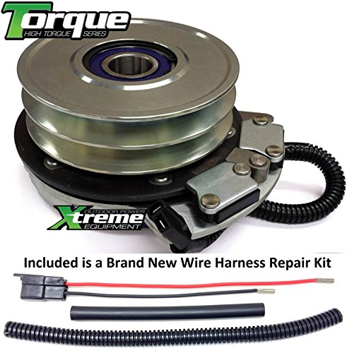 Bundle - 2 items: PTO Electric Blade Clutch, Wire Harness...