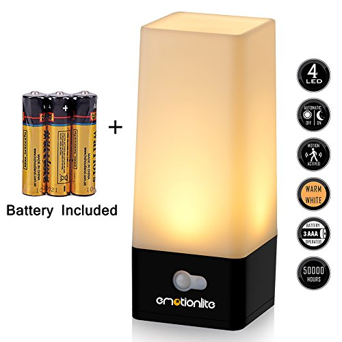 Motion-Activated-LED-Bedside-Lamp-Night-Light-Emotionlite-Portable-Wireless-Motion-Sensor-Night-Lamp-Emergency-Light-Battery-Included-Warm-White