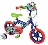 PJ MASKS Kids' Children Bike, Multi-Coloured, 12