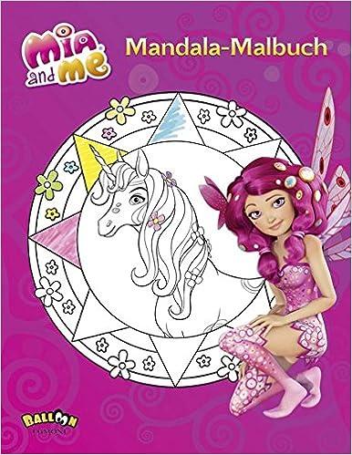 Mia and me - Mandala-Malbuch: Amazon.de: Bücher