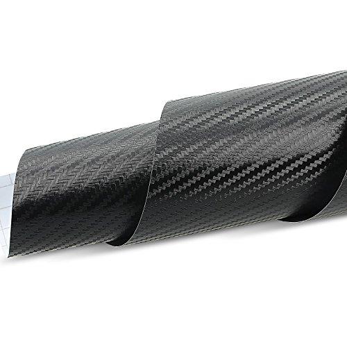 Wrapping Klebefolie Honda VFR 1200 F VFR1200F Carbon-Look 3D Motea 75x100cm