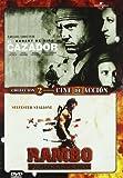 Pack Duo: El Cazador + Rambo 1: Acorralado (Import Movie) (European Format - Zone 2) (2011) De Niro, Robert