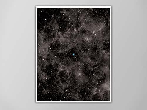 Amazon Com Pale Blue Dot Poster Pale Blue Dot Print