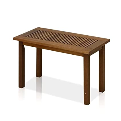 Amazoncom Postmodern Coffee Table Rectangle Brown Contemporary - Post modern coffee table