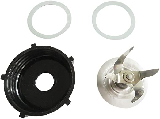 Replacement Parts for Oster Osterizer Blender Cutter Blade Base Cap and Gasket
