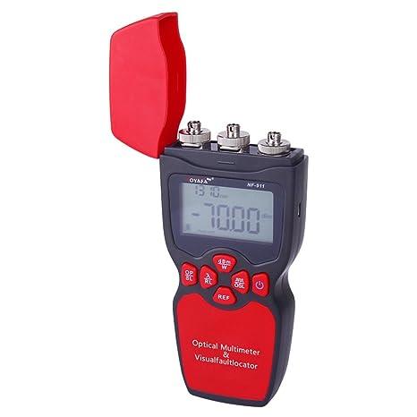 NOYAFA nf-911 C visual culpa localizador detector multímetro óptico medidor de potencia óptico con