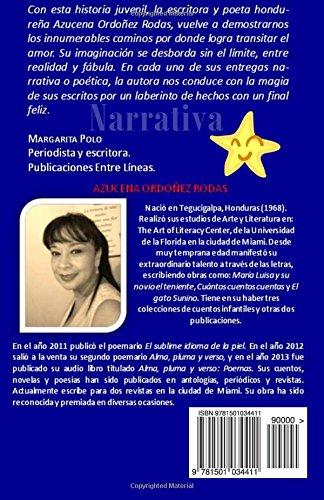 Antonela y la estrella del amor (Spanish Edition): Azucena Ordoñez Rodas: 9781501034411: Amazon.com: Books