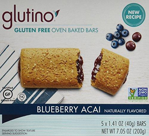 glutino breakfast bars - 3