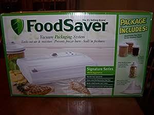 Reviews Food Saver Model Number V