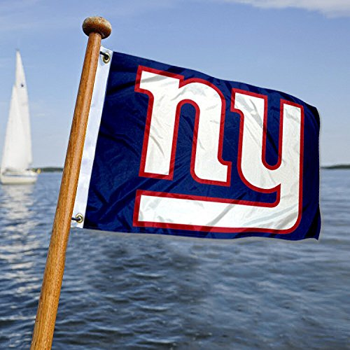 WinCraft New York Giants Boat and Golf Cart Flag by WinCraft
