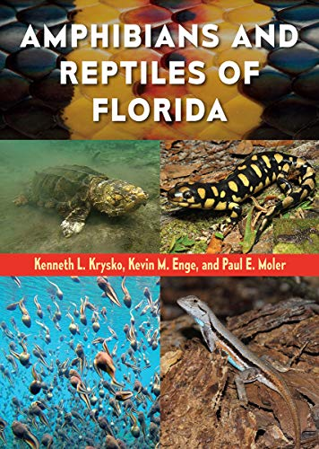 - Amphibians and Reptiles of Florida