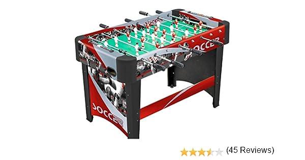 Villa Giocattoli – Futbolín Football League, fútbol Futbolín Futbolín con Barras telescópicas: Amazon.es: Juguetes y juegos