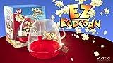 Drake EZ Popcorn Maker Small Fast Easy Mini poppers Microwave Ware Kitchen Movie Famil