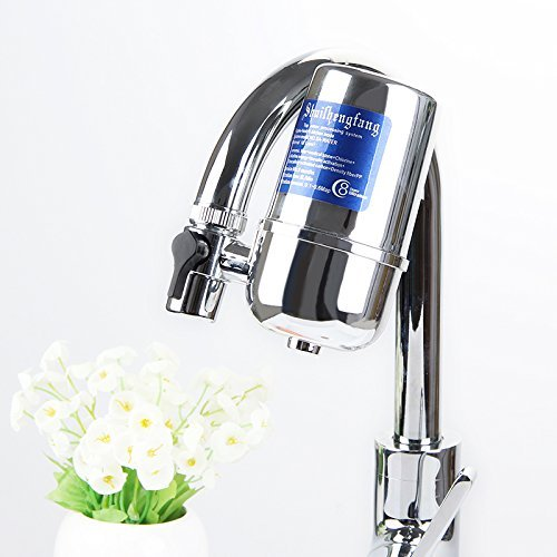 Faucet Filter, Drinking Water Filter, Water Purifier For Kitchen,(Faucet Water Filter) by NeillieN